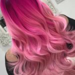 Stunning Pink Ombre Hair Color Ideas for 2021
