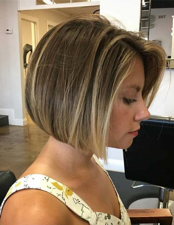 43 Stunning Short Bob Haircut Styles for 2021