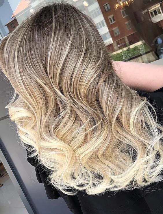 45 Stunning Blonde Hair Highlights To Show Off in 2018