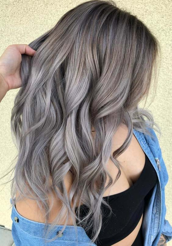 48 Trending Ash Blonde Hair Color Styles for 2018