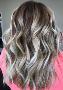 Trending Balayage Highlights in 2018