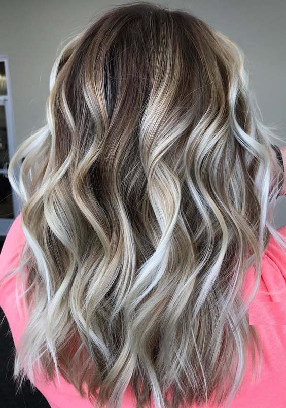 54 Adorable Balayage Highlights To Try in 2018