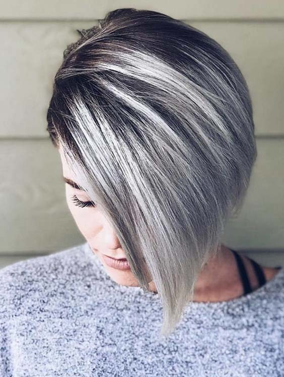 36 Trendy A-line Bob Haircuts to Create in 2018