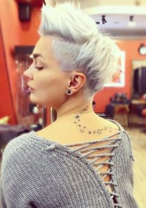 Trendy Short Blonde Pixie Haircuts for 2021