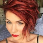 Trendy Short Red Haircuts for 2021