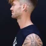 Undercut Short Hair Ideas for Men 2018