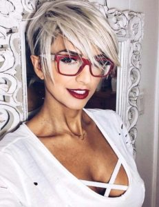 Wonderful Short Blonde Pixie Haircuts for 2018