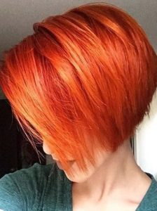 Wonderful Short Red Haircuts for 2021