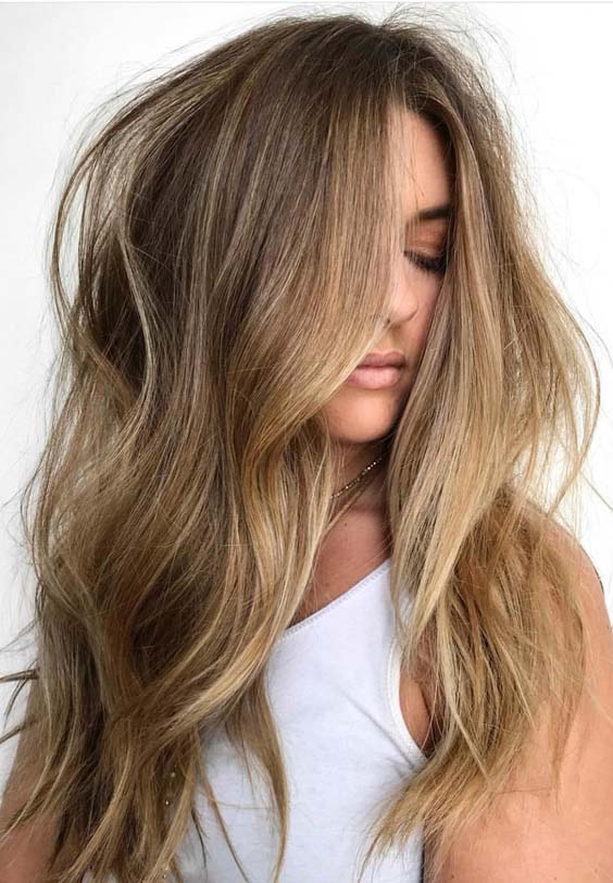 33 Absolutely Flawless Balayage Highlights for 2018
