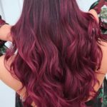 Auburn Red Hair Color Shades for 2018