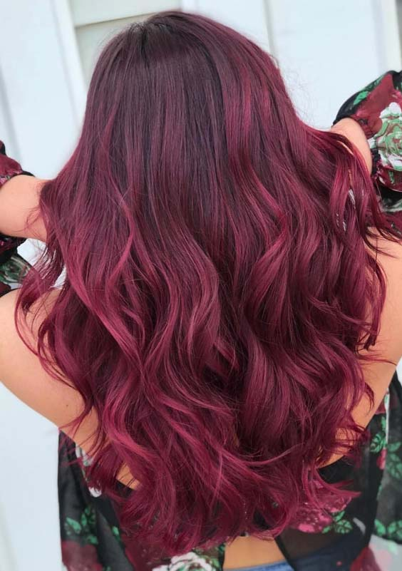 31 Best Auburn Red Hair Color Shades for 2021