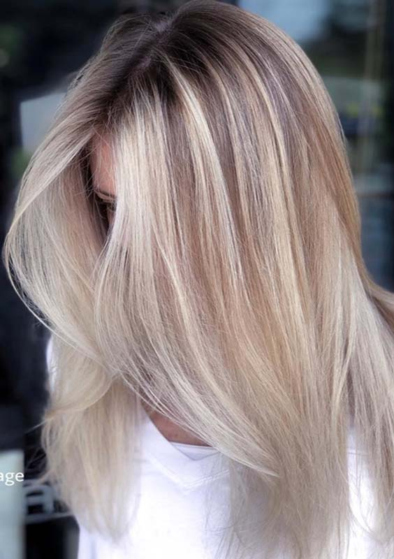 23 Best Of Balayage Hair Colors & Highlights for 2018