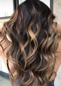 Beautiful Brown Balayage Hair Colors in 2021
