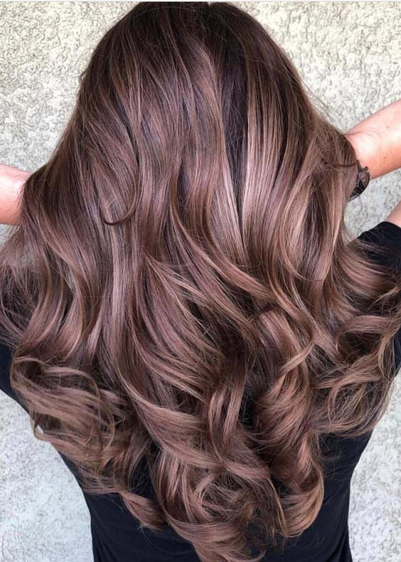 34 Stunning Chocolate Brown Hair Color Trends for 2021