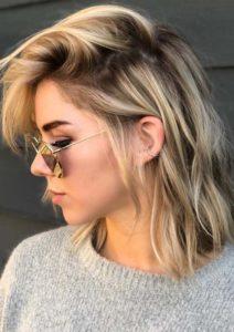 Chopy Shag Haircuts for Thin Hair 2018
