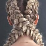 Criss Cross Dutch Braids for 2018