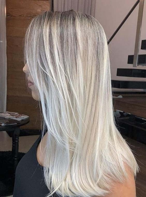 24 Fantastic Ash Blonde Hair Color Ideas for 2021