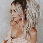 Fashionable High Ponytail Hairstyles for Women 2018