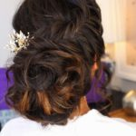 French Fishtail Updo Hairstyles for 2018