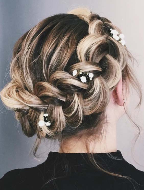 20 Gorgeous Crown Braids You Need to Create Nowadays