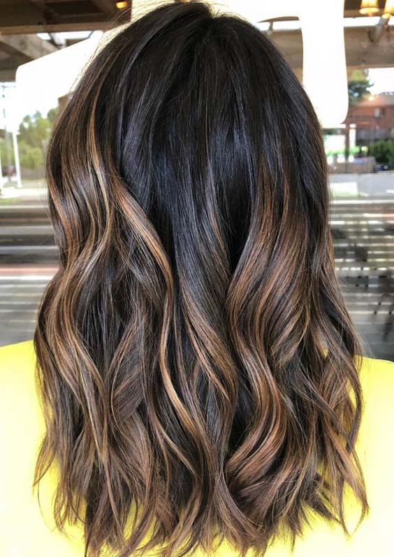 36 Fabulous Brunette Hair Color Trends to Try in 2018