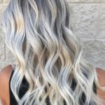Grey Blonde Hair Color Ideas in 2018