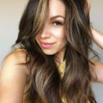 Hottest Sun-kissed Balayage Hair Color Ideas for 2021