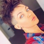 Incredible Short Pixie Cuts with Shaved Sides in 2018