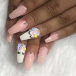 Light Pink Nail Designs & Images for 2018