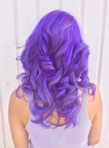 Lightening Lavender Locks in 2018