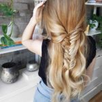 Long Blonde Braided Hairstyles to Create in 2018
