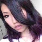 Medium Length Purple Haircuts for 2021