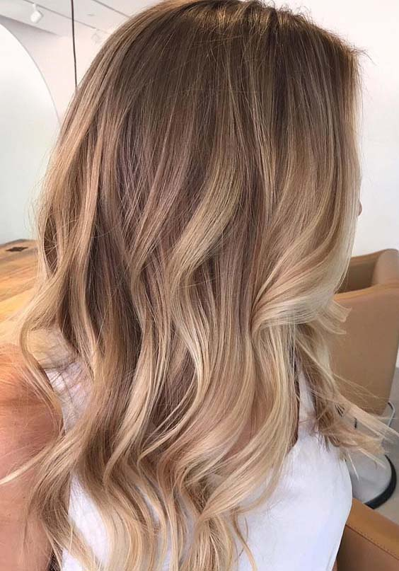 47 Natural Looking Shades of Blonde Hair Colors in 2021