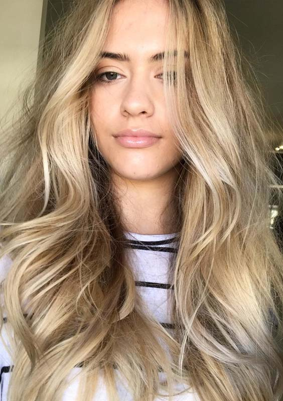 30 Perfections Of Sand Blonde Hair Colors for 2018
