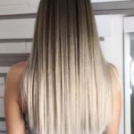 Perfectly Blended Sleek Straight Hairstyles for 2021