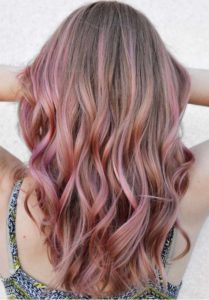 Pulp Riot Rose Gold Hair Color Tones in 2021