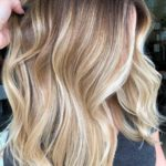 Rooted Blonde Balayage Hair Highlights for 2018
