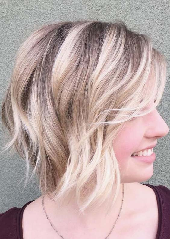 51 Modern Short Haircuts for Fine Hair in 2021