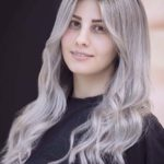 Silver Grey Hair Color Trends for 2018