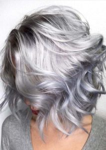 Silver Lob Styles Haircuts for 2018