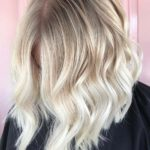 Stunning Hair Color Blends of Lob Styles for 2018