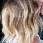 Textures Of Blonde Balayage Haircuts for 2021