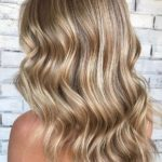 Toasted Coconut Long Wavy Hairstyles for 2018