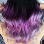 Amazing Purple Hair Color Shades in 2018