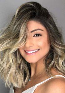 Balayage Highlights & Hair Color Ideas for 2018