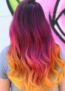 Bright Pulp Riot Hair Color Ideas in 2021