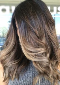 Brunette Balayage Hair Color Ideas for 2021