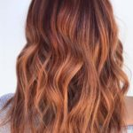 Copper Red Hair Colors & Hairstyles for 2018