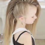 Cute Twisted Mohawk Braids for 2021