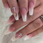 Cutest White Nail Arts for Women 2018